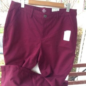 New st Johns bay Pants.
